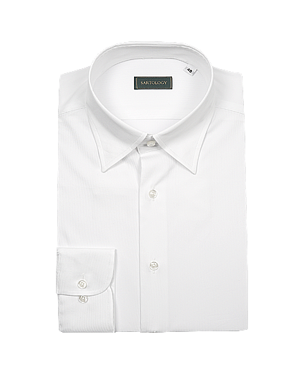 SHIRTSALBINI WHITE + SHIRRING