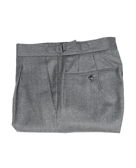 Signature Pants 02FLANNEL GRAY